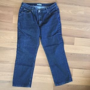 Size 16P Riders by Lee Relax Fit Jeans